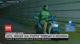 VIDEO: GOTO, Merger Dua Startup Terbesar di Indonesia