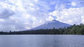 Lebaran bersama 'Dita' di Kaki Gunung Masurai