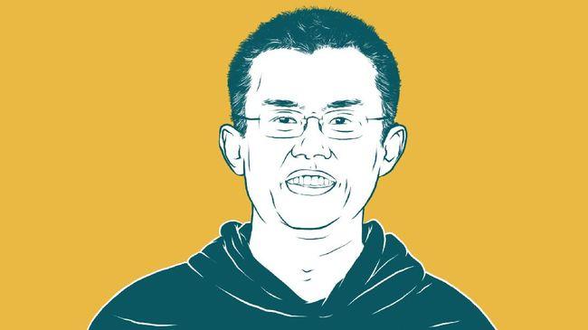 Changpeng Zhao menjadi orang kaya dunia setelah sukses mengembangkan bursa pertukaran uang kripto Binance Exchange.