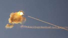Cara Kerja Iron Dome Israel Tangkal Roket Palestina di Udara
