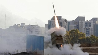 DPR AS Setuju Anggaran Rp14,2 T untuk Iron Dome Israel