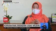 VIDEO: Karantina Mandiri Usai Mudik