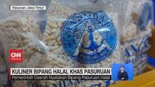 VIDEO: Kuliner Bipang Halal Khas Pasuruan