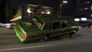 FOTO: Mobil Lowrider Kembali Mengaspal di Jalanan Los Angeles