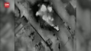 VIDEO: Detik-detik Kapal Selam Hamas Meledak Diserang Israel