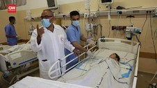 VIDEO: RS Gaza Berjuang Lawan Corona dan Korban Perang