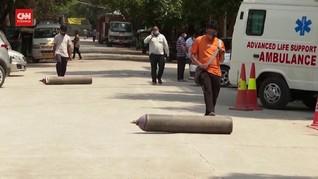 VIDEO: Lockdown Buat Gelombang Covid India Mereda