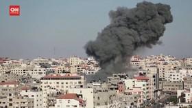 VIDEO: Hamas Peringatkan Israel Hentikan Agresi Militer