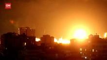 VIDEO: Israel Ngotot Terus Bombardir Jalur Gaza