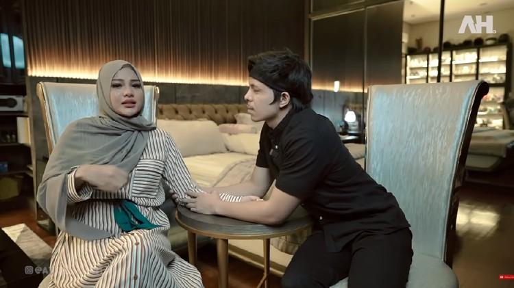 Atta Halilintar & Aurel Hermansyah