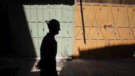 Israel Tembak Mati Pria Palestina Pulang Kerja di Tepi Barat