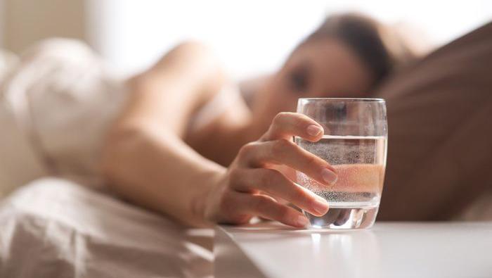 Waktu-waktu Terbaik untuk Minum Air Putih