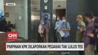 VIDEO: Pimpinan KPK Dilaporkan Pegawai Tak Lulus Tes