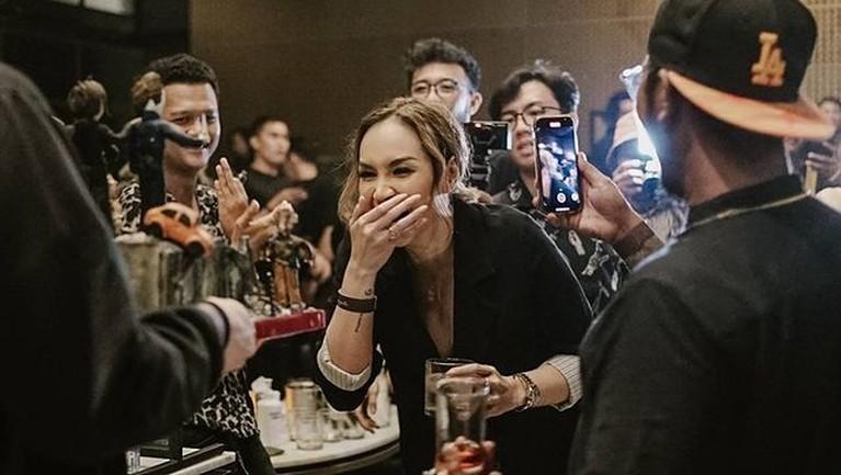 Perayaan Hari Ulang Tahun Sara Wijayanto yang ke 42.