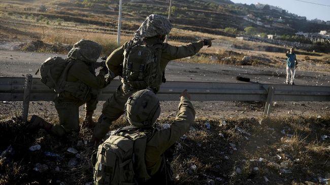 Tiga orang dilaporkan tewas akibat baku tembak antara pasukan keamanan Israel dan Palestina di utara Tepi Barat pada Kamis (10/6).