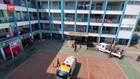 VIDEO: Rumah Hancur Dibom Israel, Warga Tinggal di Sekolah