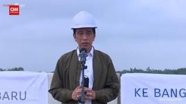 VIDEO: Pengerjaan Tol Pekanbaru - Bangkinang Capai 40 KM