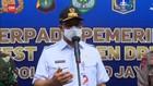 VIDEO: Anies Tinjau Pos Penyekatan Tol Japek