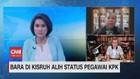 VIDEO: Bara di Kisruh Alih Status Pegawai KPK