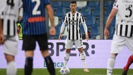 FOTO: Juventus Rebut Gelar Hiburan Coppa Italia