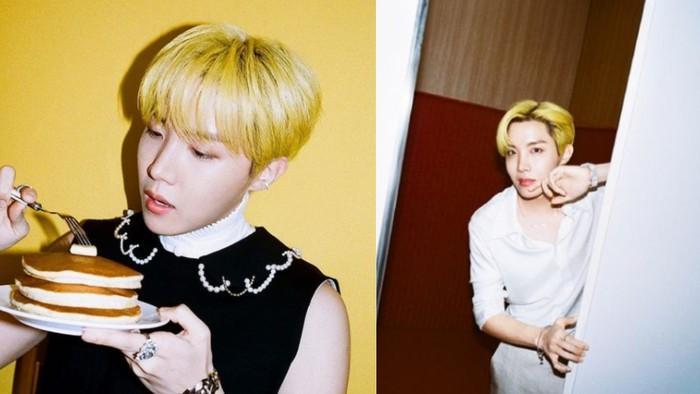 (J-Hope) Dalam MV teasernya sendiri, member BTS juga bergaya dengan setelan vintage yang mendukung konsep lagu ini / foto: instagram.com/bts.bighitofficial
