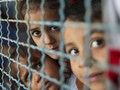 FOTO: Derita Anak Gaza Hidup di Pengungsian