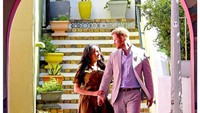<p>Tak terasa, pernikahan mereka yang digelar di kapel St. George Windsel Castel tersebut telah berusia 3 tahun. (Foto: Instagram @sussexroyal)</p>
