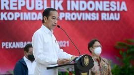 Jokowi Sentil Proyek Pempus-Pemda: Masih Ada yang Tak Jelas