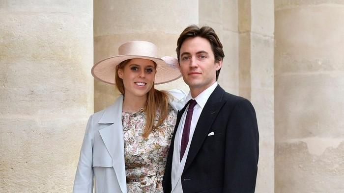 Princess Beatrice Hamil Anak Pertama