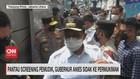 VIDEO: Pantau Screening Pemudik, Anies Sidak ke Pemukiman