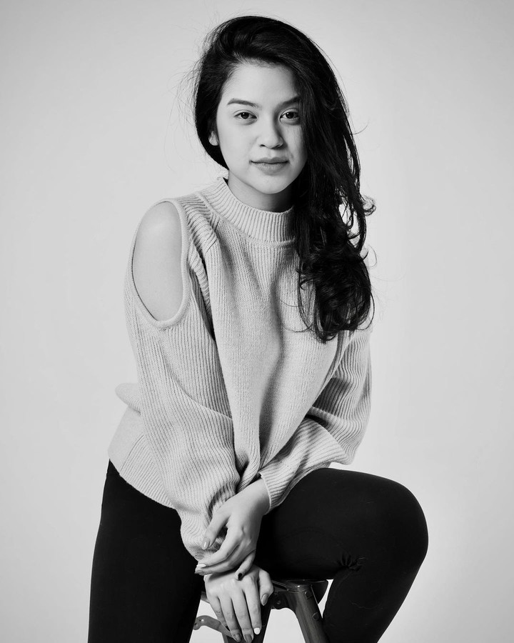 Shanna Miaziza, putri bungsu Iis Sugianto