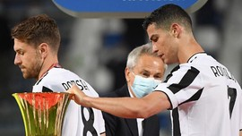 Juventus Juara Coppa Italia, Ronaldo Ukir Rekor Baru