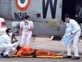VIDEO: Angkatan Laut India Cari Korban Akibat Topan Tauktae