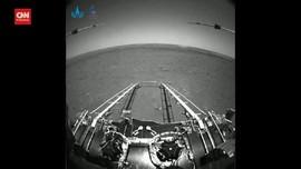 VIDEO: China Rilis Video dan Foto Mars