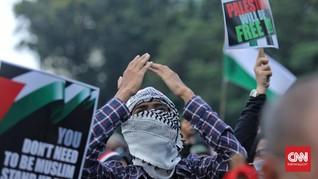 Survei SMRC: 71 Persen Warga RI Sebut Israel Bersalah
