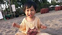 <p>Elvano diketahui lahir di Jakarta, 17 Juli 2017. Ia kini tumbuh menjadi bocah laki-laki yang menggemaskan dan sudah memiliki akun Instagram sendiri lho. (Foto: Instagram: @elvanoarelian11)</p>