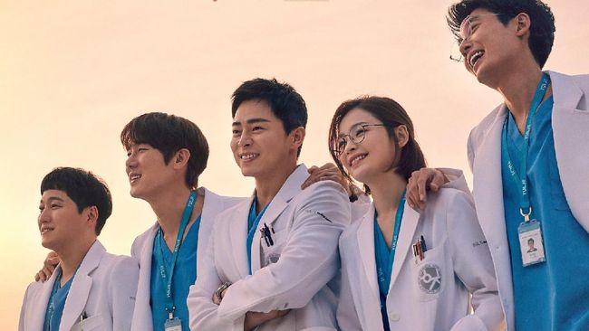 Berikut lima drama Korea terpopuler sepanjang Juli 2021 berdasarkan data Nielsen Korea.