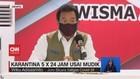 VIDEO: Karantina 5 X 24 Jam Usai Mudik