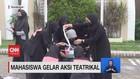 VIDEO: Mahasiswa Gelar Aksi Teatrikal untuk Palestina