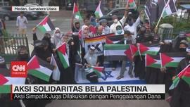 VIDEO: Aksi Solidaritas Bela Palestina