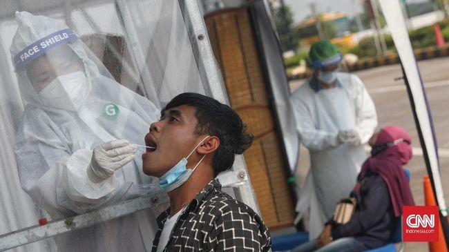 Dinas Perhubungan DKI Jakarta mencatat selama periode 6-20 Mei terdapat 12.279 orang yang dites pencegahan Covid-19 di tiga lokasi.