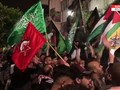 VIDEO: Gema Takbir Warga Gaza Usai Gencatan Senjata