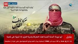 VIDEO: Detik-detik Hamas Konfirmasi Gencatan Senjata