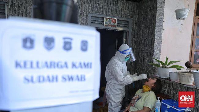 Kasus harian covid-19 melonjak dua hari terakhir dengan menyentuh 8 ribu kasus. Sementara BOR RS di Pulau Jawa juga mulai penuh.