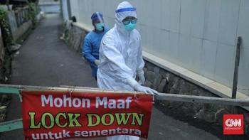 Daftar Daerah Zona Merah Sebaran Covid-19 di Jakarta