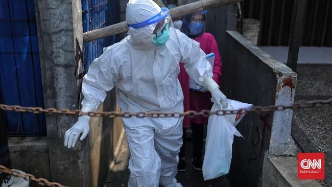 Beda PSBB dan PPKM Mikro Kendalikan Pandemi Covid-19