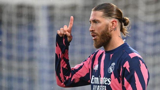 Sergio Ramos dipastikan meninggalkan Real Madrid dengan status bebas transfer. Berikut 5 calon klub baru Sergio Ramos.