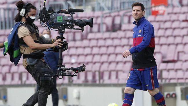 Barcelona disebut akan terpuruk tanpa Lionel Messi. Namun statistik saat ini menunjukkan Barcelona lebih bagus tanpa Messi.