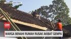 VIDEO: Warga Benahi Rumah Rusak Akibat Gempa