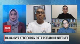 VIDEO: Rawannya Kebocoran Data Pribadi di Internet